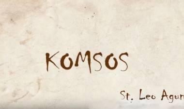 """Prosesi Perarakan""""Boyongan"""" benda-benda suci Gereja St.Leo Agung ,Jatiwaringin"""