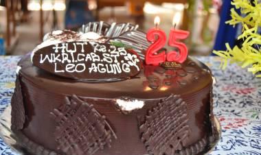 Ulang Tahun WKRI ST. LEO AGUNG  Ke 25 Thn
