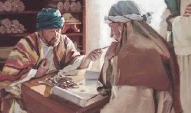 Menjadi murid Yesus: belajar keluar dari krisis