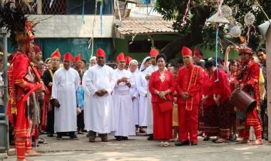 HUT ke-27 dan Pesta Nama Gereja Santo Leo Agung