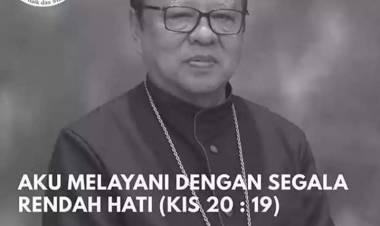 Bersyukur atas 44 tahun Imamat Bapak Uskup Ignatius Kardinal Suharyo.