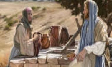 """Yesus: Sumber Air Kehidupan"""