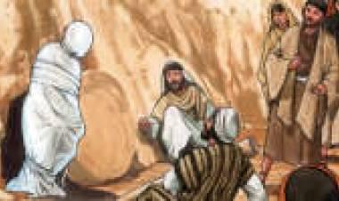 """""""Hanya dalam Yesus Ada Kebangkitan"""""""