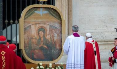 Paus Fransiskus Minta Kita Daraskan 2 Doa Ini Pada Akhir Doa Rosario Selama Bulan Mei