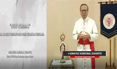 New Normal, bersama Bapak Uskup Ignatius Kardinal Suharyo