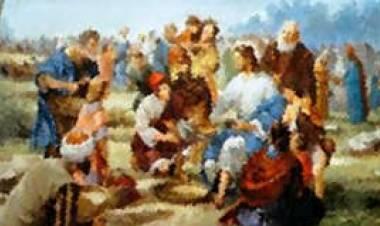 Menerima Berkat-Nya dan Membagikan