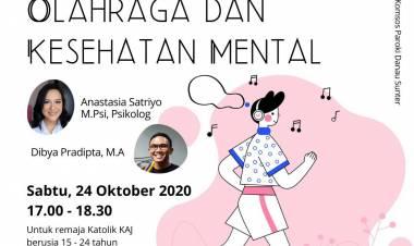 Olah Raga dan Kesehatan Mental