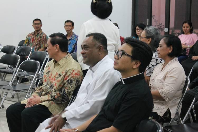 Misa Perdana Romo Paulus Prabowo,S.J.