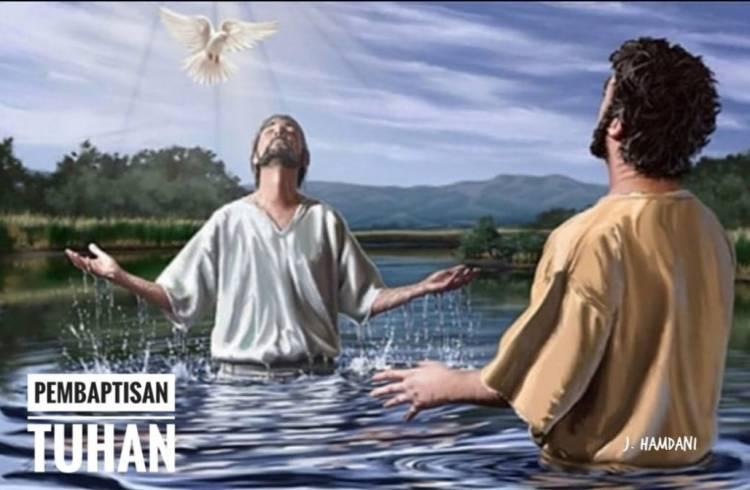 Pembaptisan Tuhan