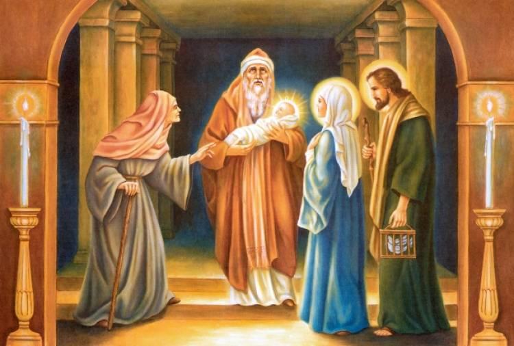 Pesta YESUS dipersembahkan di bait ALLAH