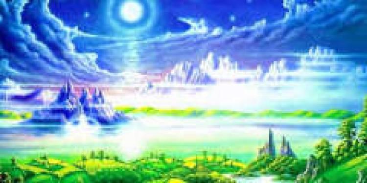 Kaki di Bumi - Hati di Surga