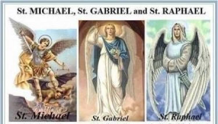 """""""Malaikat Agung, Malaikat Pelindung dan Kita"""""""