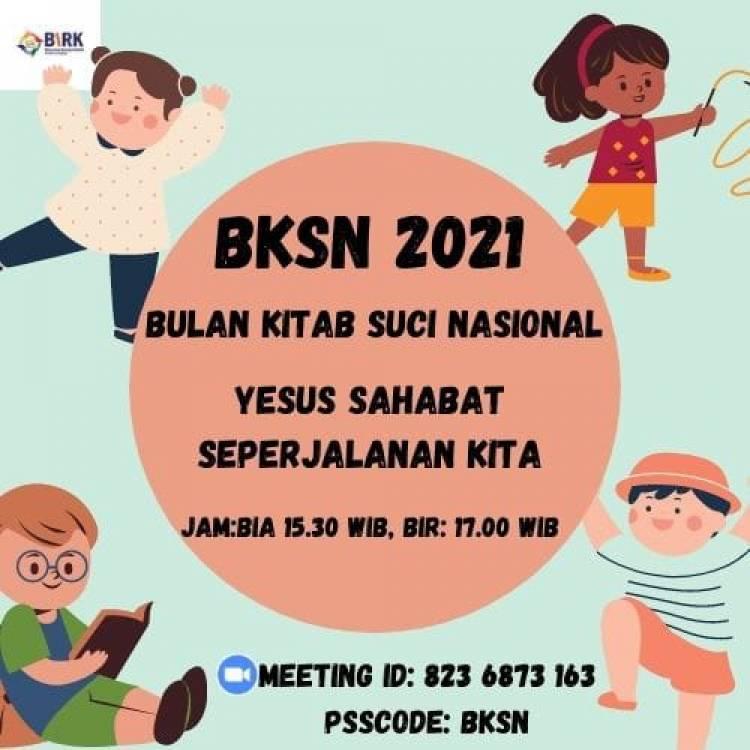 """BKSN BIA & BIR St. Leo Agung – Jatiwaringin"""